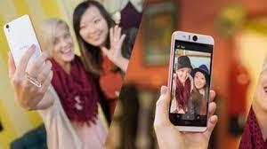 Ilustrasi Ponsel Android dengan Kamrera Depan dan Belakang Terbaik, Harga Murah (Sumber: Google Image)