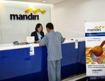 Lowongan Kerja Bank Mandiri (Persero) Bulan April 2014 Terbaru