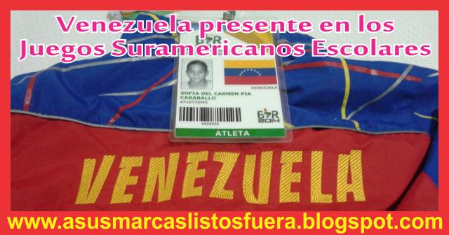 Atletismo+venezuela+venezolano+sofia piña+a sus marcas