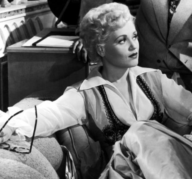 judy holliday biography
