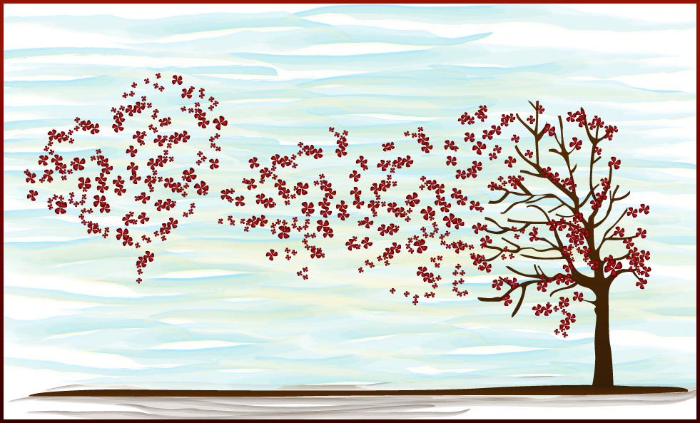 "Art Li and Stuff - ""Settling Flowers"" - Anna Li on Deviant Art"