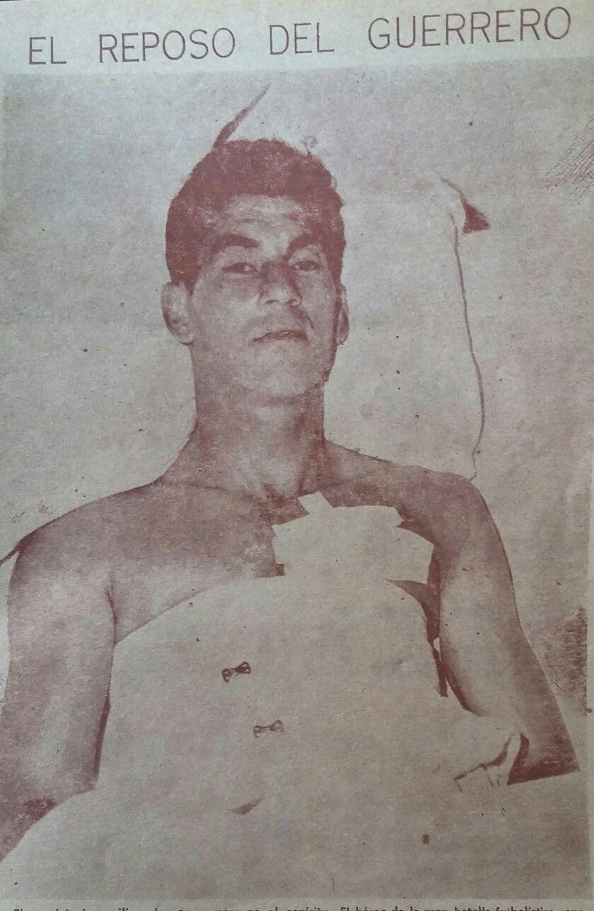 CABINA 14: El día que Ecuador pudo llegar al mundial en 1965