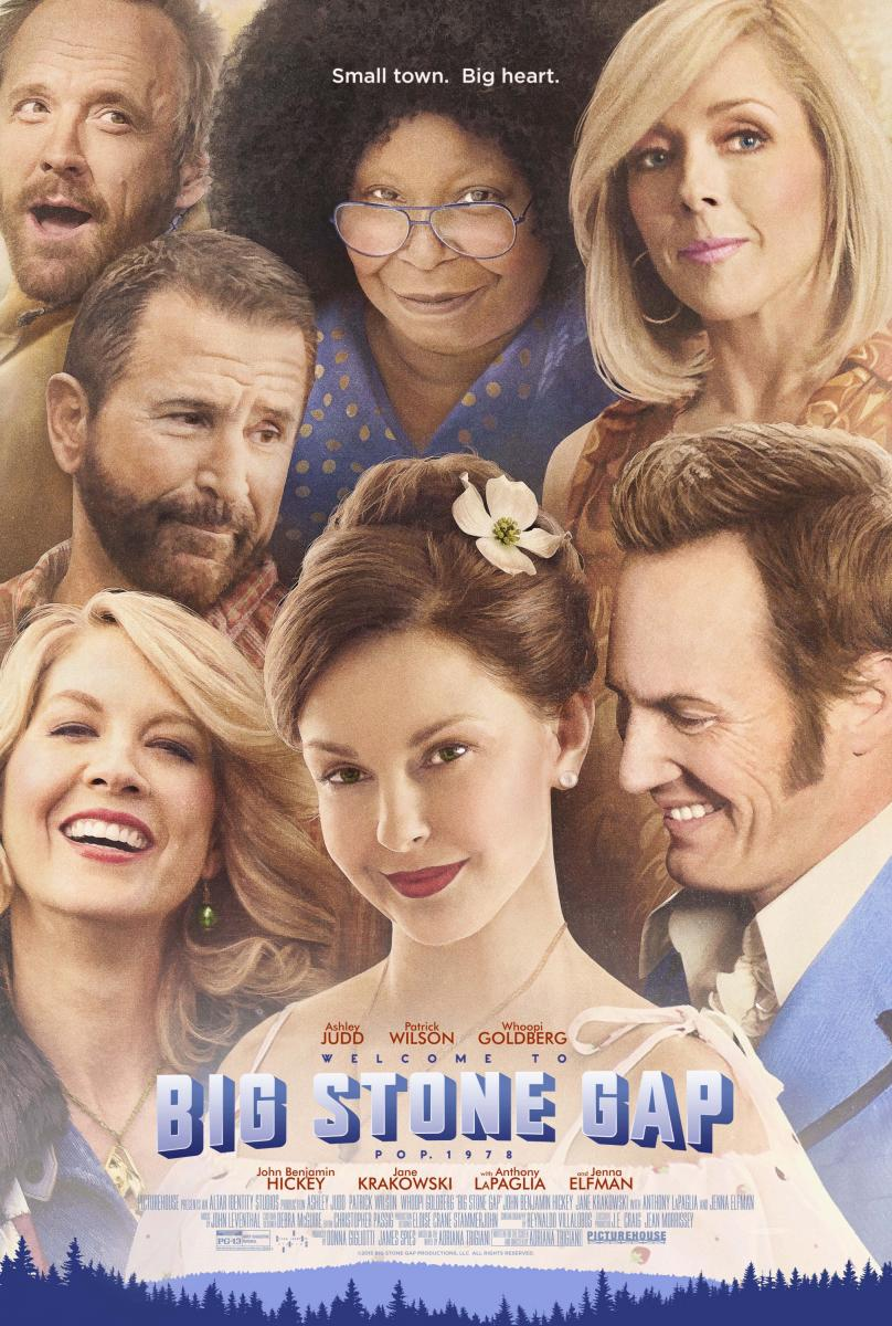 big stone gap chat Big stone gap is a 2014 american drama romantic comedy film written and directed by adriana trigiani and produced by donna gigliotti for altar identity studios.
