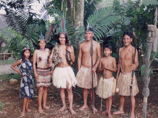 Nacionalidades y Grupos Étnicos : Nacionalidad Kichwas del Oriente