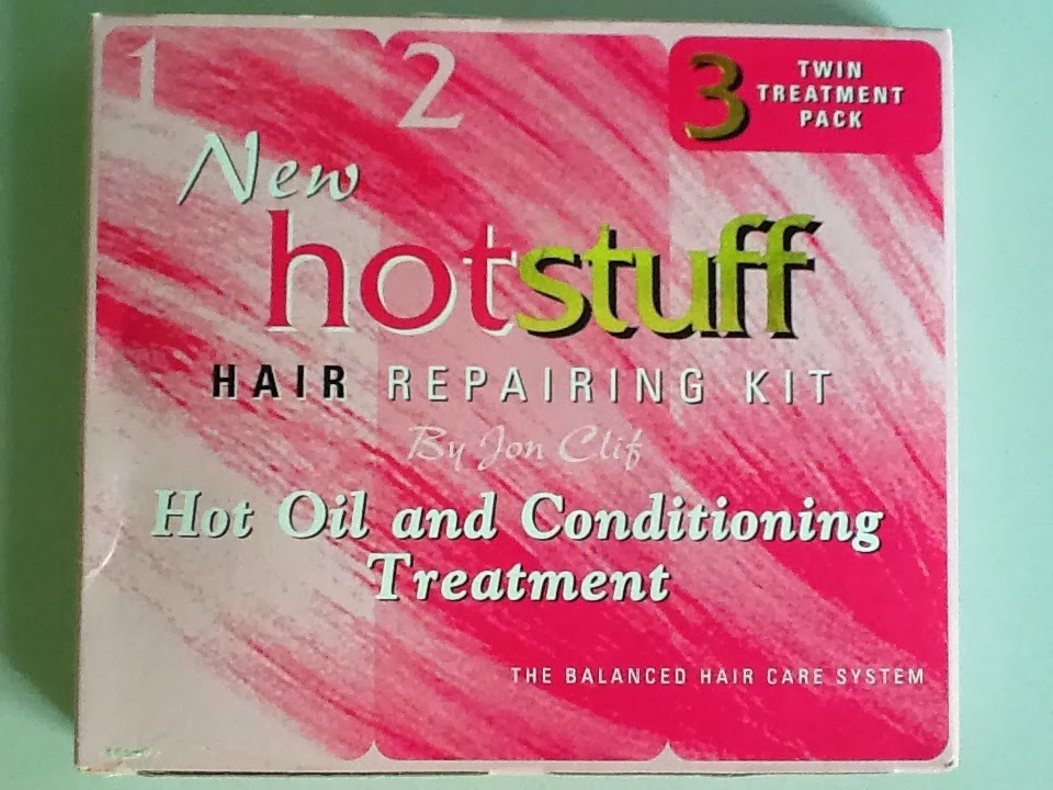 Hot Stuff Hot Oil and Conditioning Treatment
