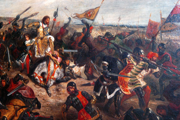 Frankish Army Battle Of Tours
