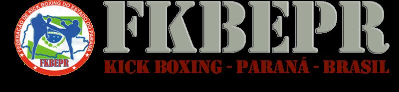 FKBEPR - Federação de Kick Boxing do Est. do Paraná