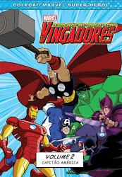 Baixar Filme Os Vingadores: Vol. 2 Capitão América (Dual Audio)