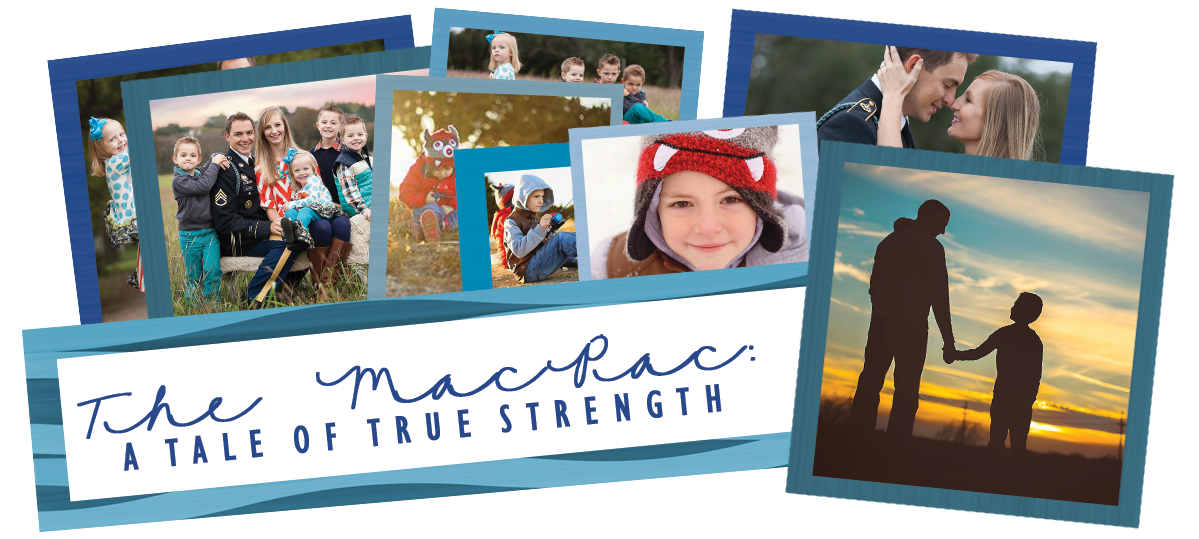 The MacPac: A Tale of True Strength