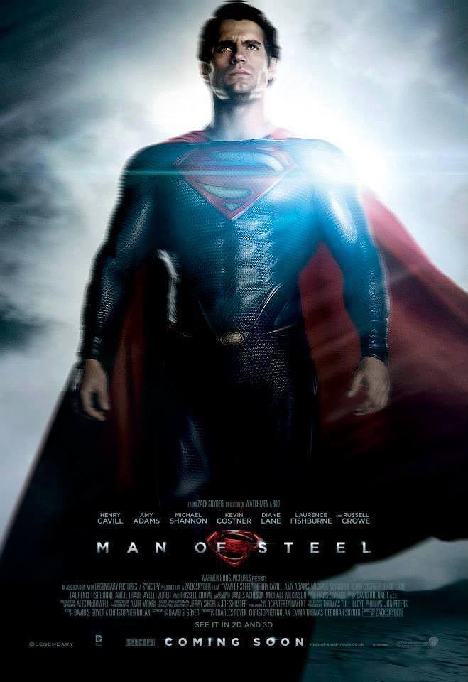 El Hombre De Acero (Man Of Steel) (2013)
