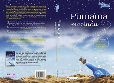 Novel ketiga: Purnama Merindu : 15 JUN 2011: BUKU PRIMA