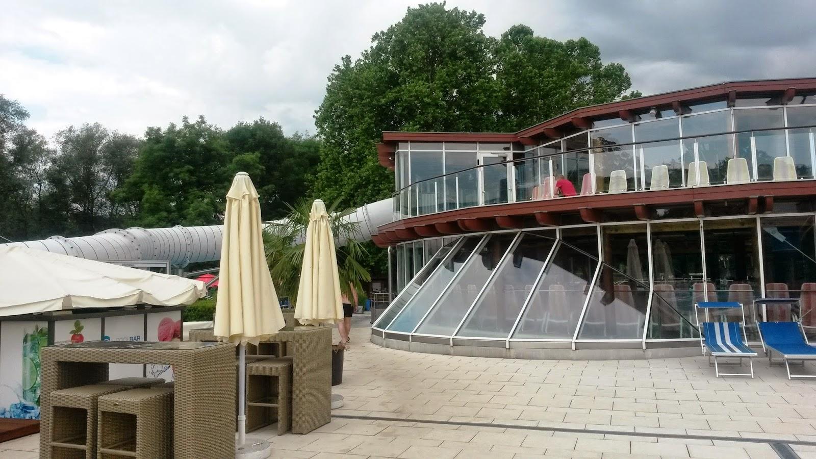 40+: Bad Radkersburg hat eine moderne Parktherme