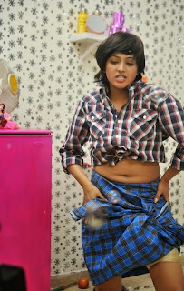 Haripriya in Folded Trouser and Lungi Dance Spicy Stills Must See Babe