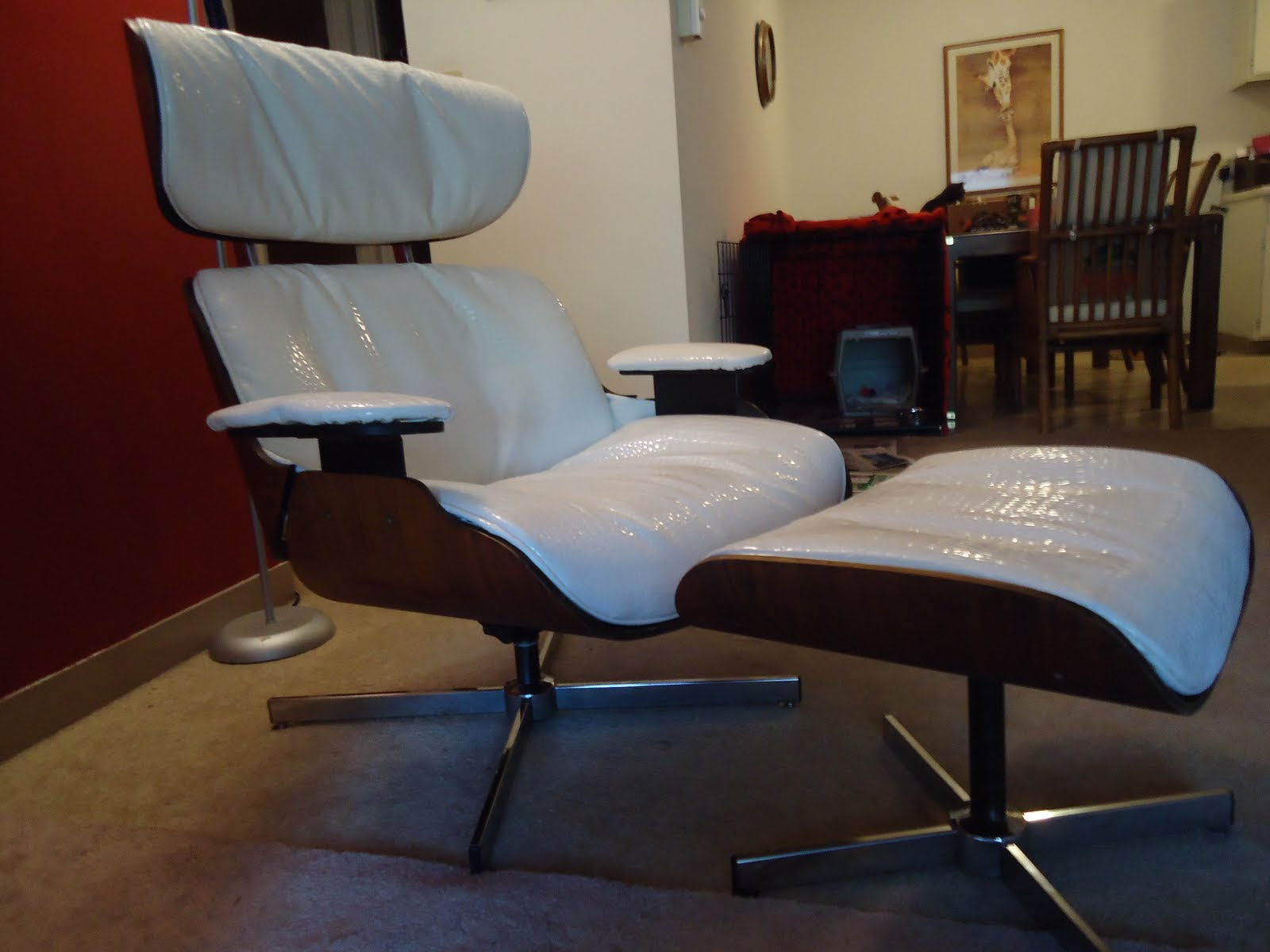 Herman Miller Eames Chair Parts Eames Lounge Chair Repair Parts