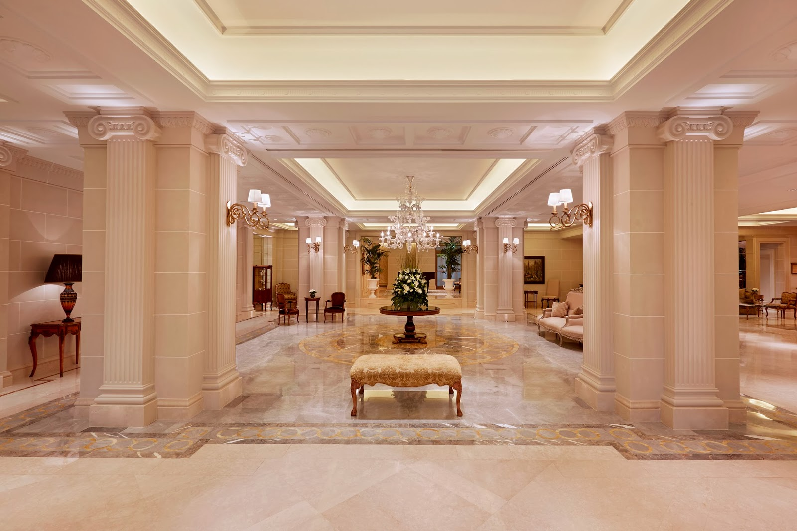 Passion for luxury luxurious king george athens for Hotel luxury
