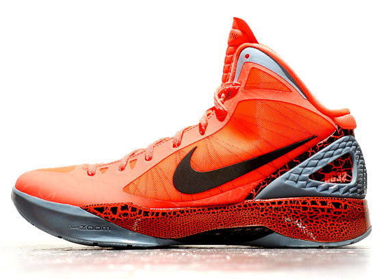 the sneaker addict nike zoom hyperdunk �blake griffin 10