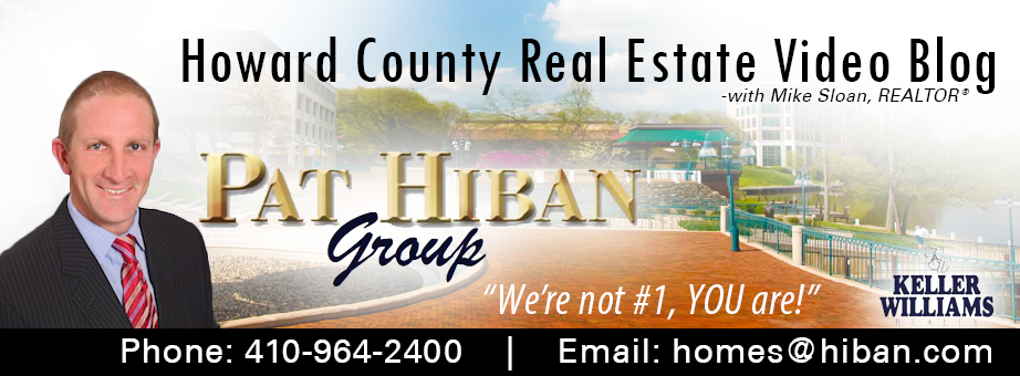 Howard County Real Estate with Mike Sloan