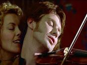 El violín rojo.