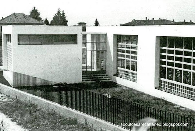Casa moderna Racionalista de Cesare Cattaneo y Luigi Origoni