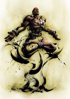 #32 Street Fighter Wallpaper