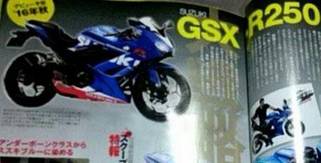 Suzuki GSX-R250 reborn