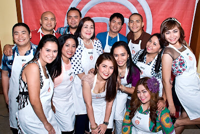 Masterchef Pinoy Edition Top 14 Cooks