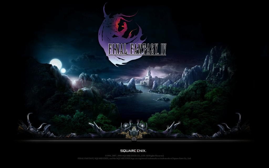 Final Fantasy HD & Widescreen Wallpaper 0.516914336528857