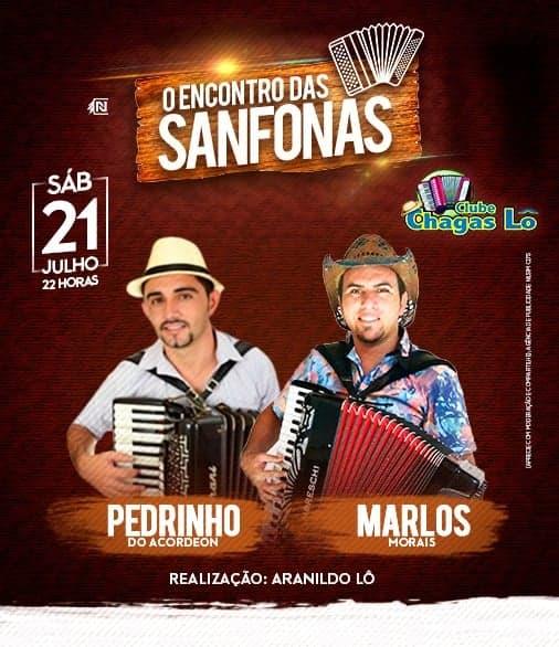 Encontro de Sanfonas - Planalto - Arneiroz.