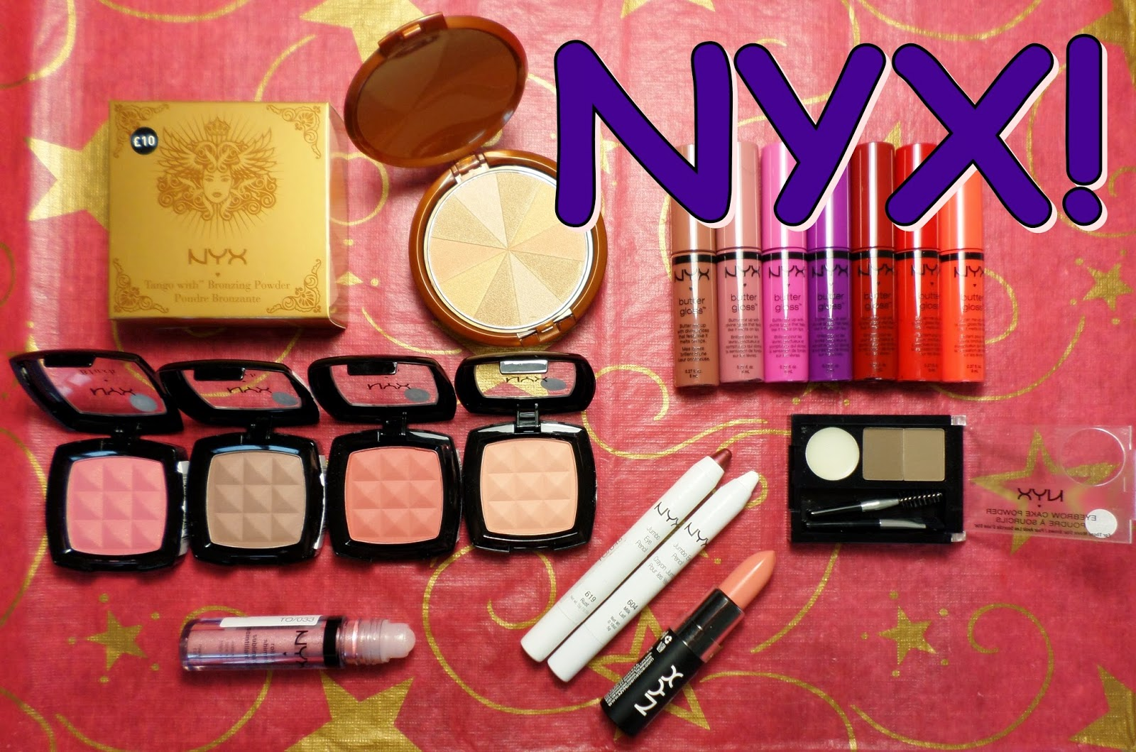 Boxing Day Sale Haul 2014 Next NYX Makeup MissBeautySaver