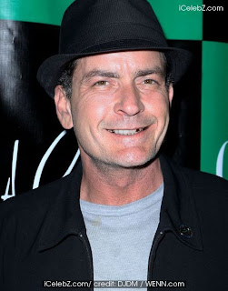 charlie Charlie Sheen threatened to shoot a man with his gun