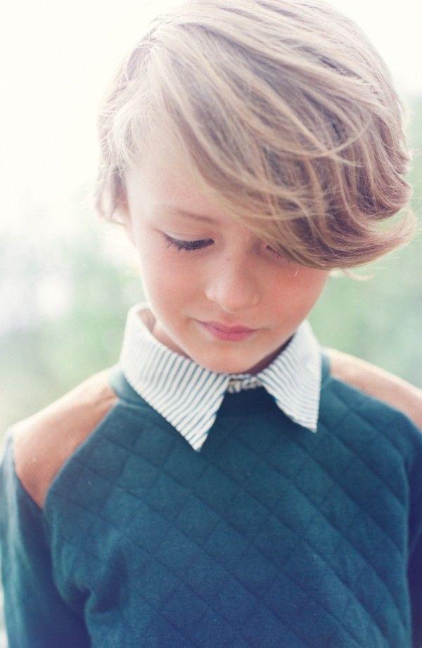 la moda en tu cabello: peinados para niños - 2016