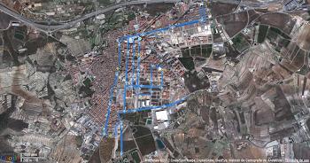 """Iª-Media Maratón """"Ruta del Vino""""Bullas Murcia"""