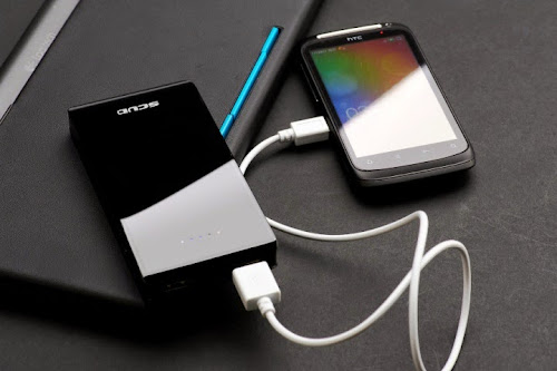 Power Bank. Digitalizer