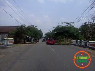 Jalan Raya Kecamatan Ngariboyo Magetan