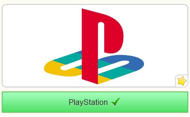 The Logo Game for Facebook