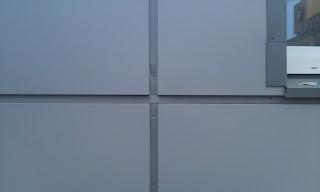 облицовка алюминиевые композитные панели без зазора