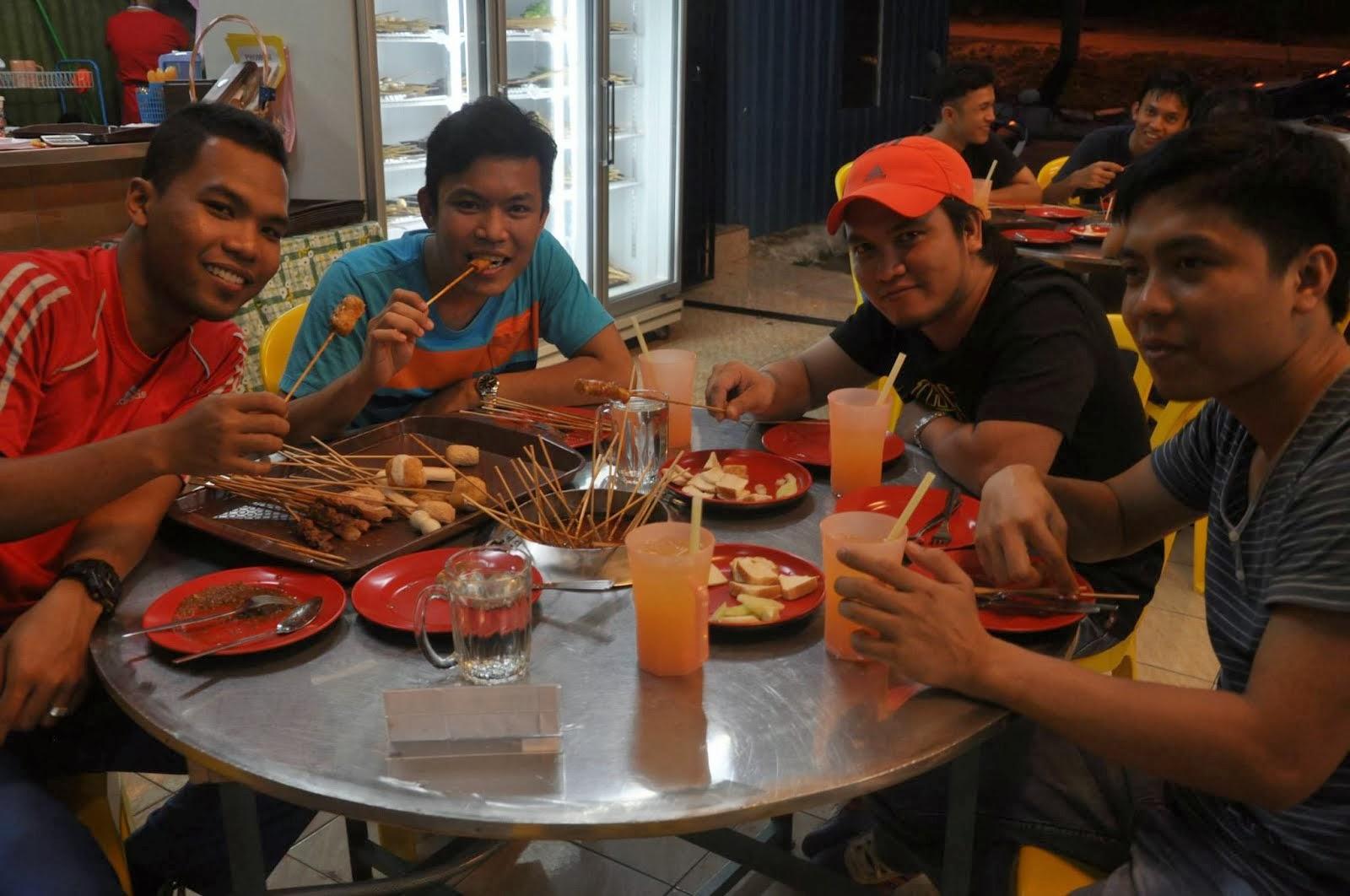 Satay Celup Warisan