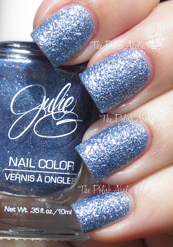 The PolishAholic: JulieG Frosted Gumdrops Collection Swatches