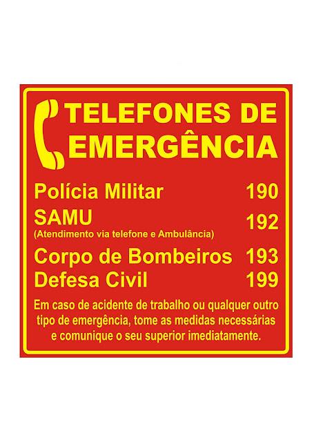 telefones, emergência, úteis