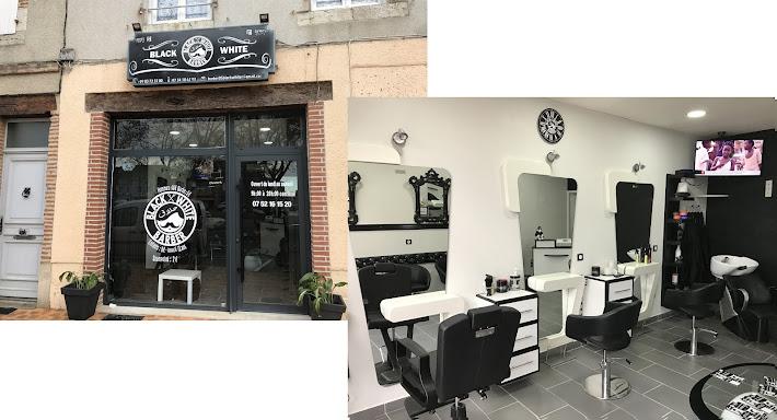 nouveau en novembre 2016 un coiffeur- barbier Black and White a ouvert !