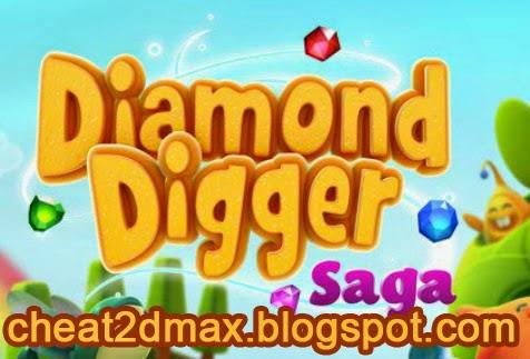 Diamond Digger Saga on facebook
