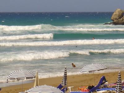 Corfù Pelekas Beach