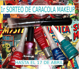 SORTEO EN CARACOLA MAKE UP