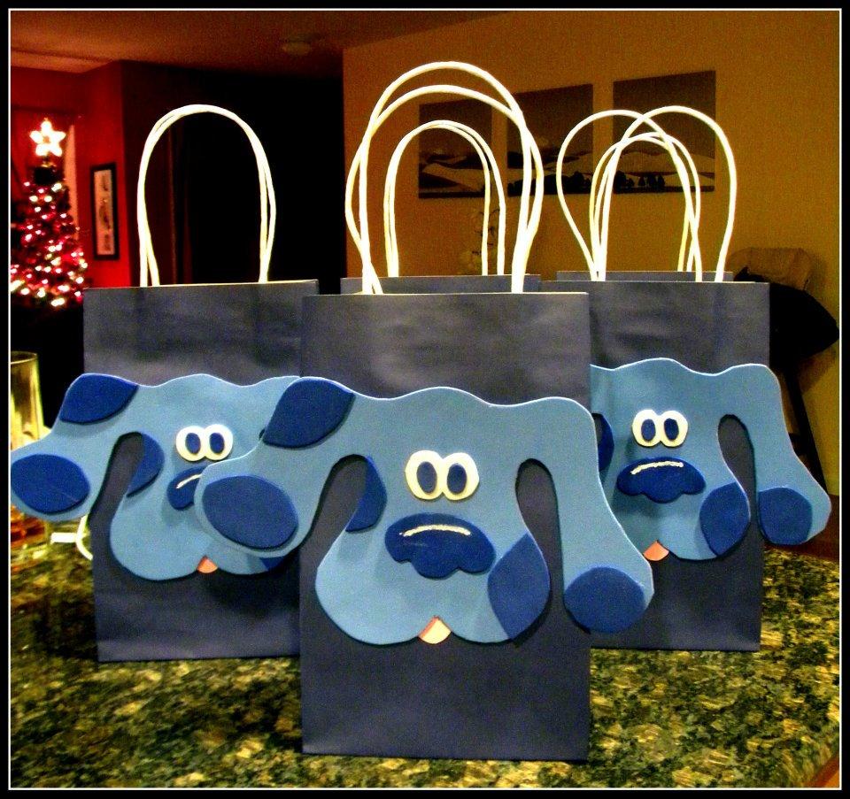 homemade parties jacub u0027s 1st birthday party blue u0027s clues