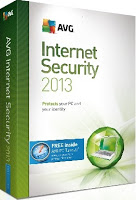 Free Download AVG Internet Security 2013 13.0.3267 with Serial Keys Full Version