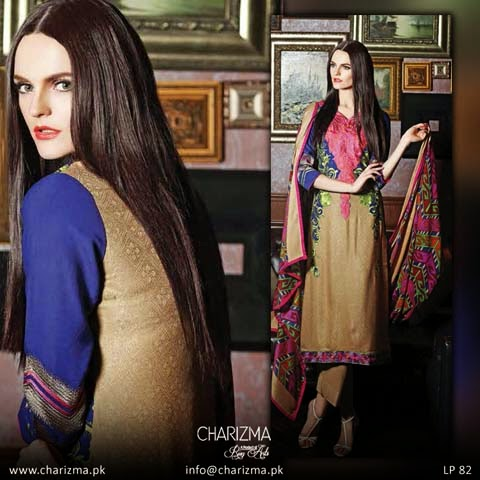Charizma Winter / Fall Collection 2014