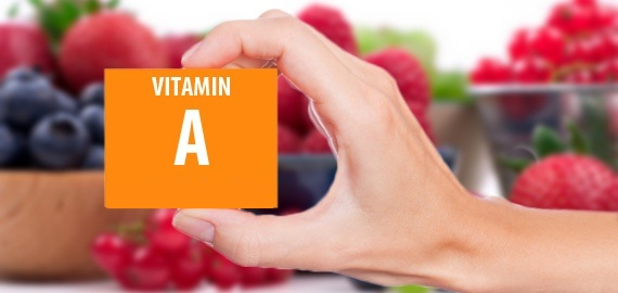 Signs and Danger of vitamin A deficiency