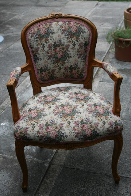 lilyfield life french chair upholstery