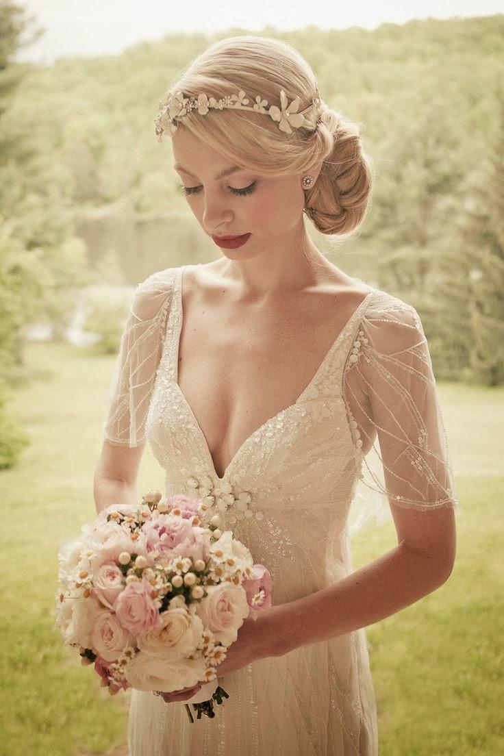 νυφικό vintage γάμου