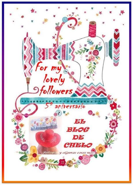 Otro de los bonitos regalos de Chelo